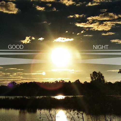 Day 29 // good night | by 74 Lime Lane