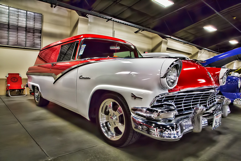 Good Guys Auto >> 1956 Ford Courier sedan delivery | Good Guys Auto Show Del M… | Flickr