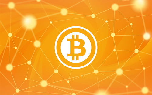 Bitcoin Wallpaper (2560x1600) | by PerfectHue