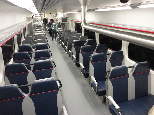 Commuter rail: Why not a more attractive exterior/interior ...