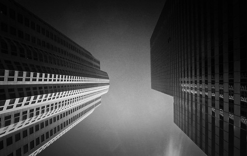 skyscrapin | by ManFromNor