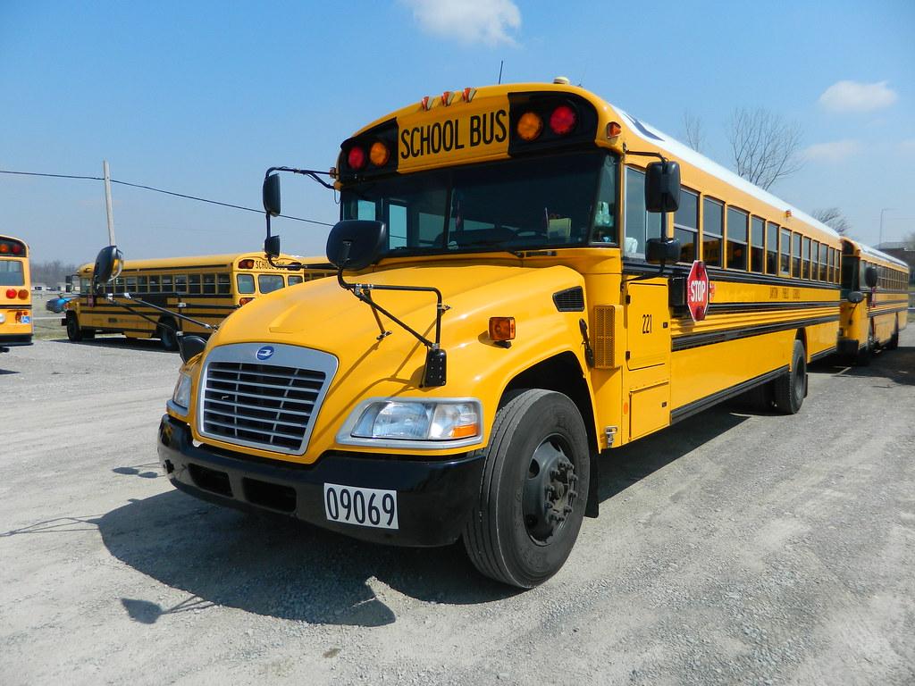 Montgomery Co Dayton Public Schools No 221 2014 Blue