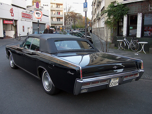 4 Door Convertible >> 1966 Lincoln Continental 4-Door_Convertible   Opron   Flickr