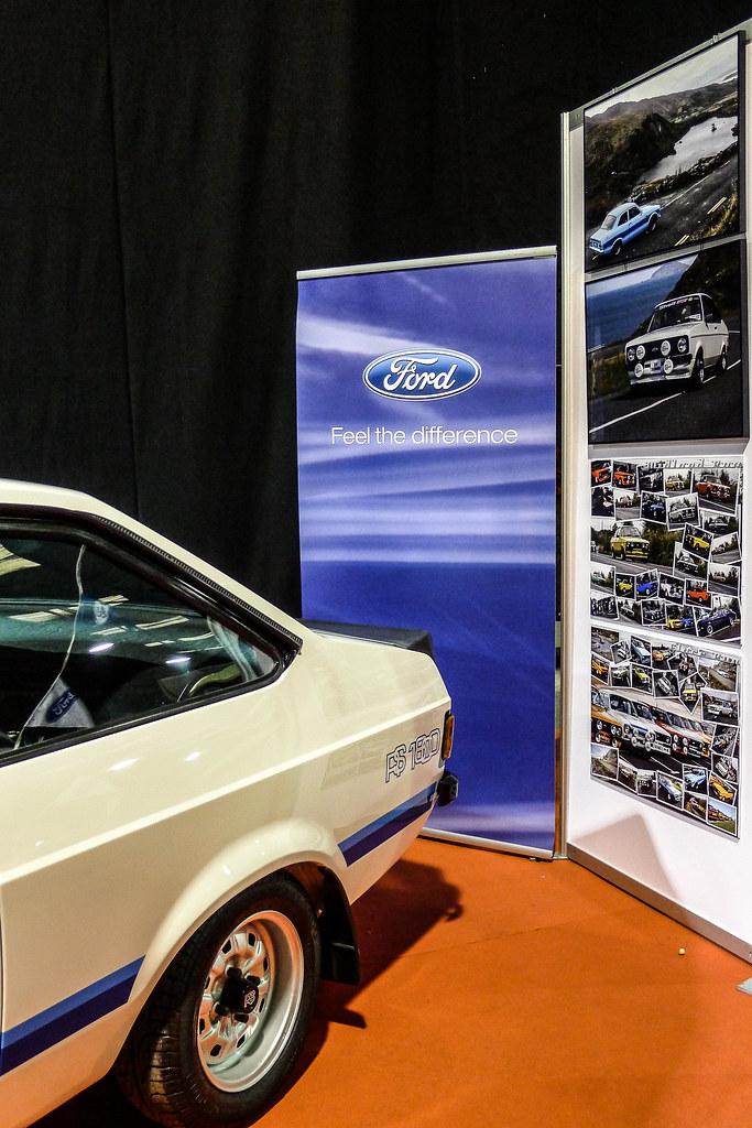 Classic Car Show Dublin