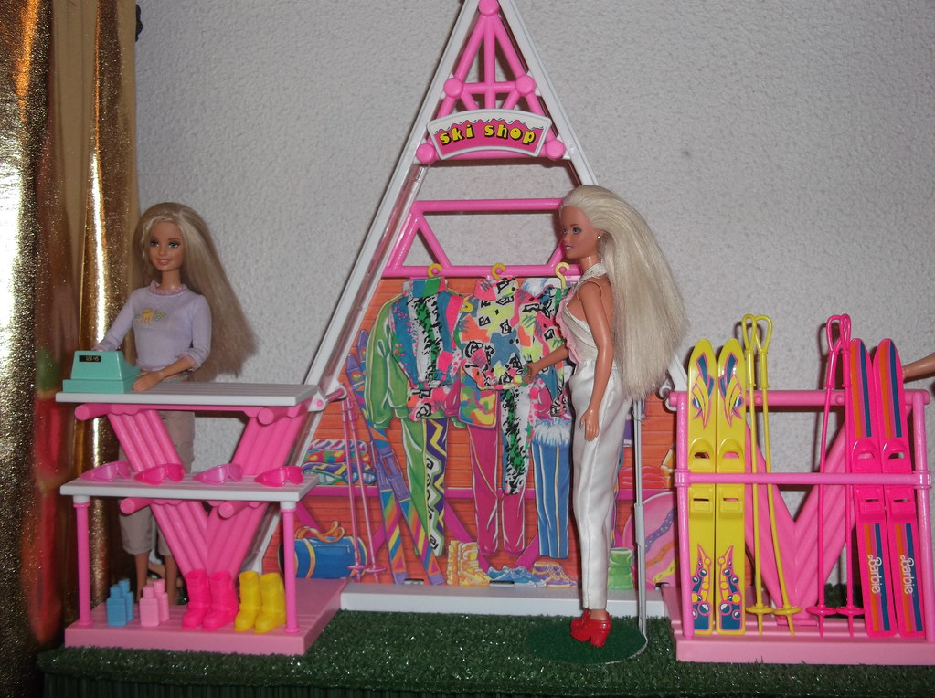 barbie online shop