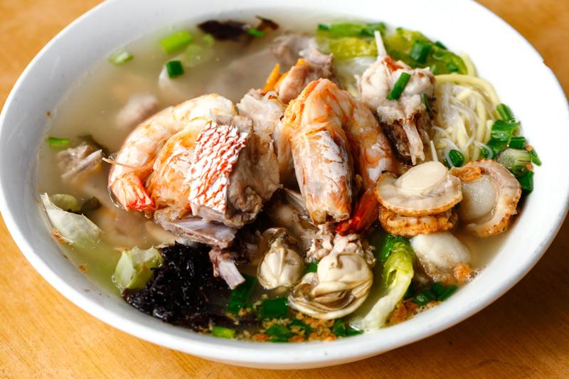 Teochew Seafood Noodles Kelana Jaya