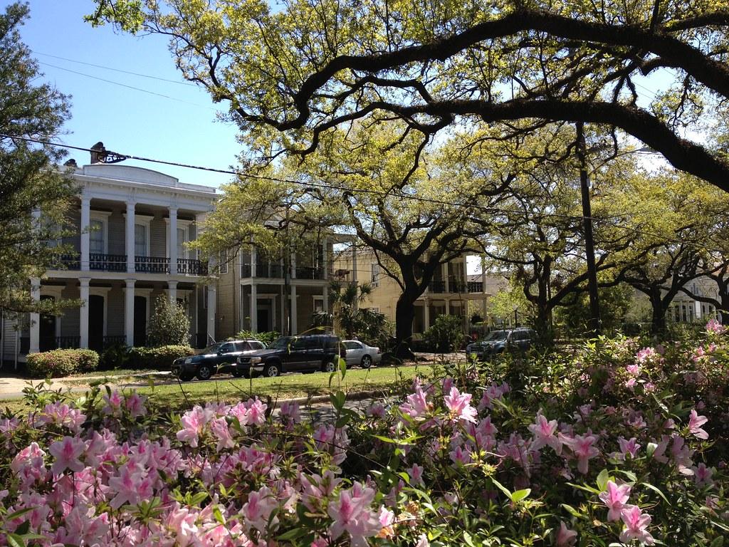 Garden District, New Orleans | Kevin Oliver | Flickr