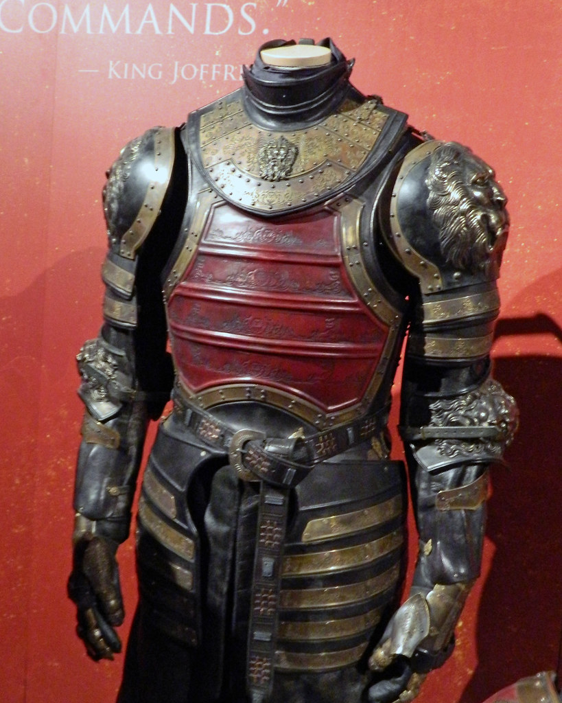 Tywin Lannister Armor Flickr Photo Sharing