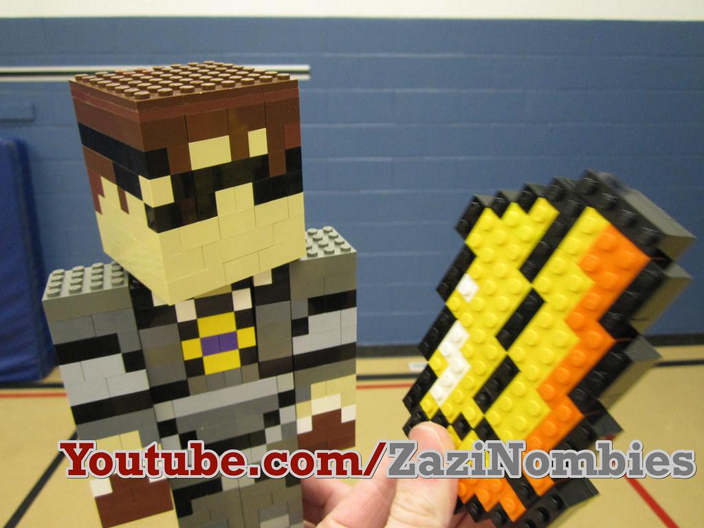 Butter Ingot Minecraft Lego SkyDoesMinecraft ...