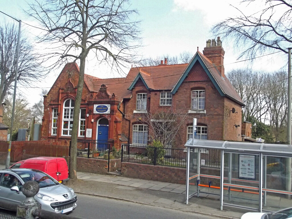 The Green Day Nursery Pershore Road South Kings Norton