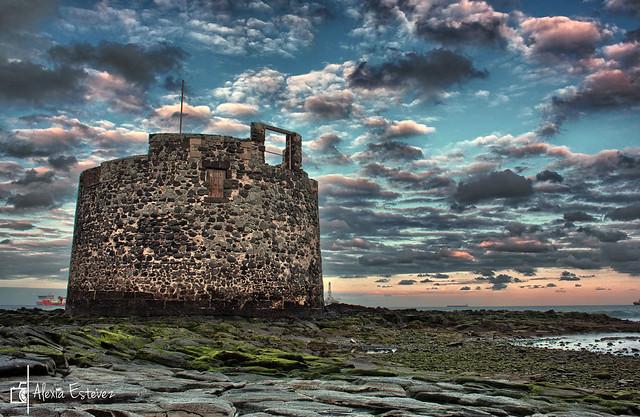 HDR Castillo de San Cristobal, Las Palmas de Gran Canaria ...