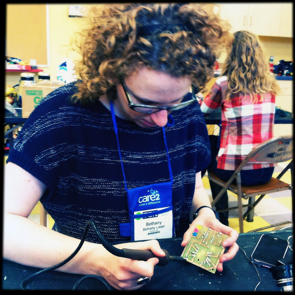 Stem Education Impacting The Achievement Gap And Economy: Day Of Service - Bethany At Work