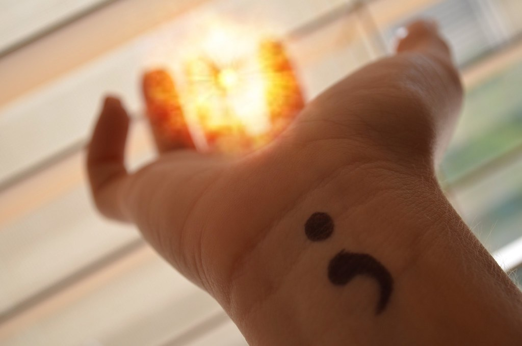 Everyone Who Self Harms Is Suicidal Depressed Has Anxietyis Unhappy