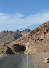 Punti notevoli della Valle della Morte