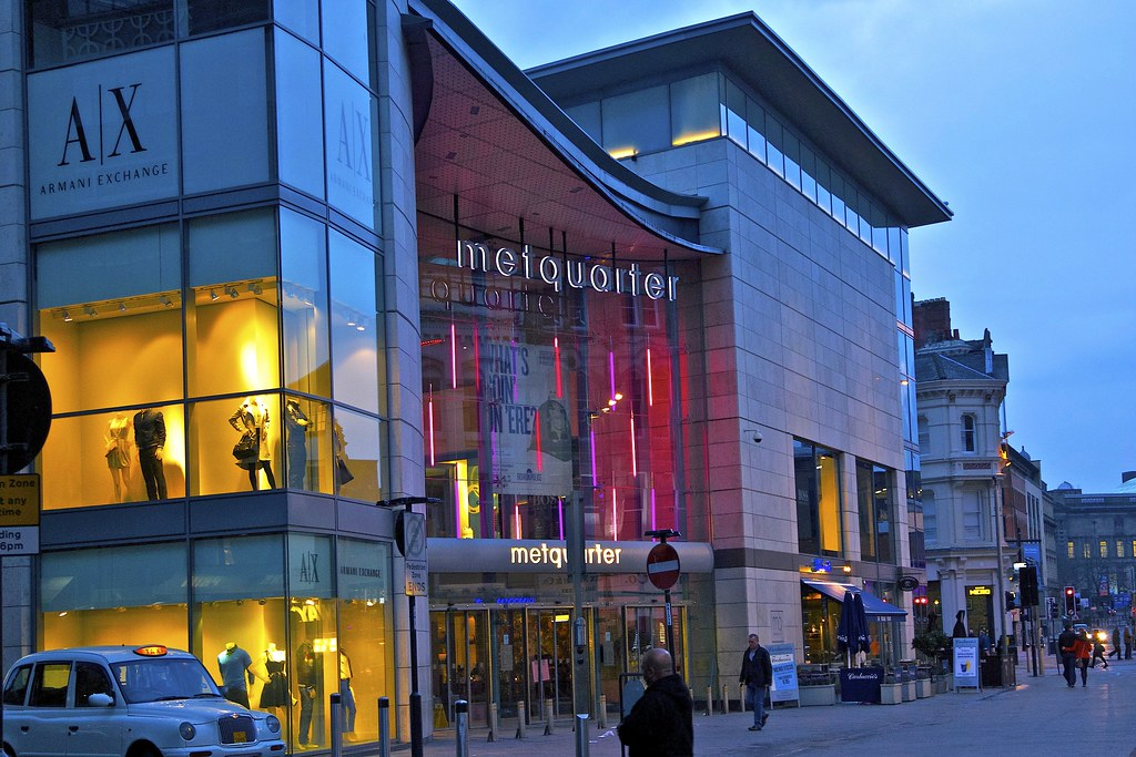 Met Quarter Whitechapel Liverpool The Current Metquarter