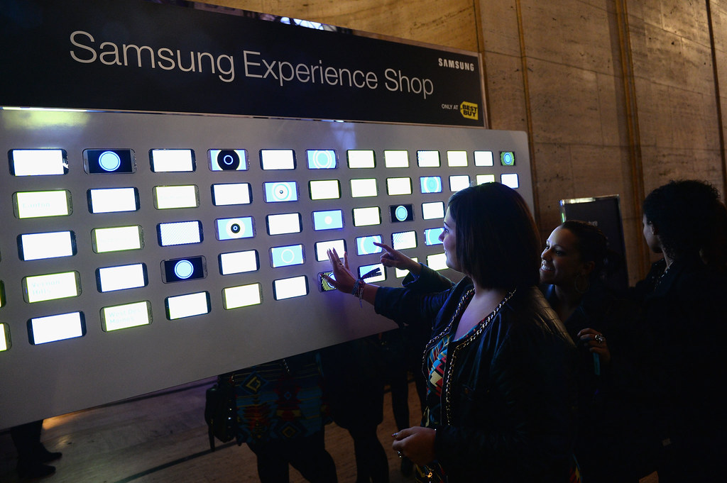 Samsung Experience Shop Launch Event | NEW YORK, NY - APRIL … | Flickr
