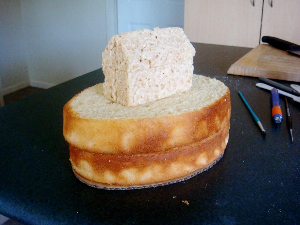 D Baby Cake Tutorial
