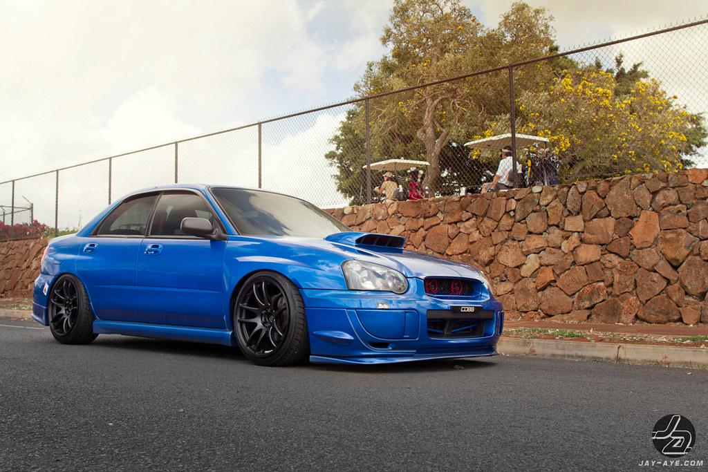 Subaru Wrx Sedan Work Cr Kai Ultimate Quot Kiwamis Quot Photo