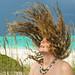 Goddess Kring Model Hair Flip