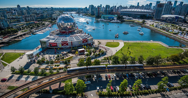 2016 - Vancouver - East False Creek