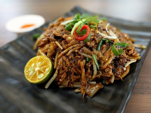 Black Pepper Char Kway Teow