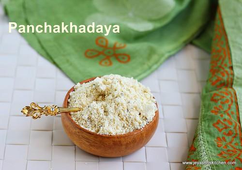 Panchakhadya