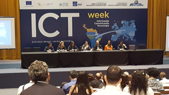 12. ICT Week 2016 Brasilia
