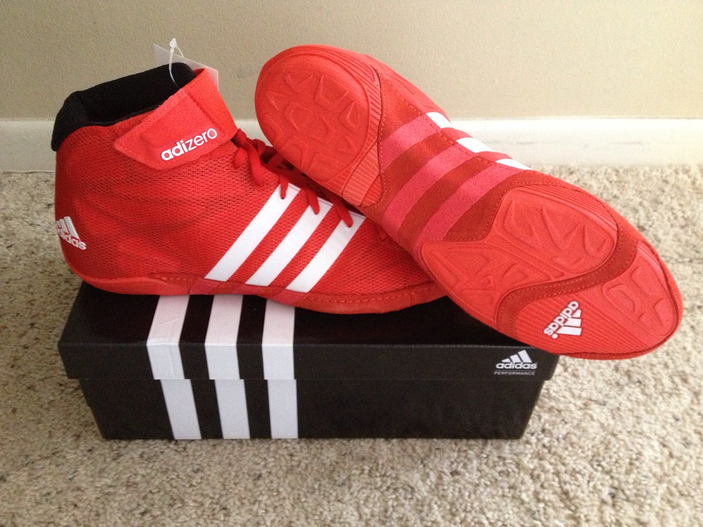 wholesale dealer f7fa5 12c90 ... where can i buy adidas adizero london wrestling shoes by tcbyrd 1ce77  2d37e