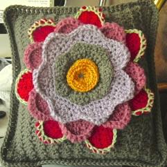 Fre Crochet Pattern - Online Crochet Instruction