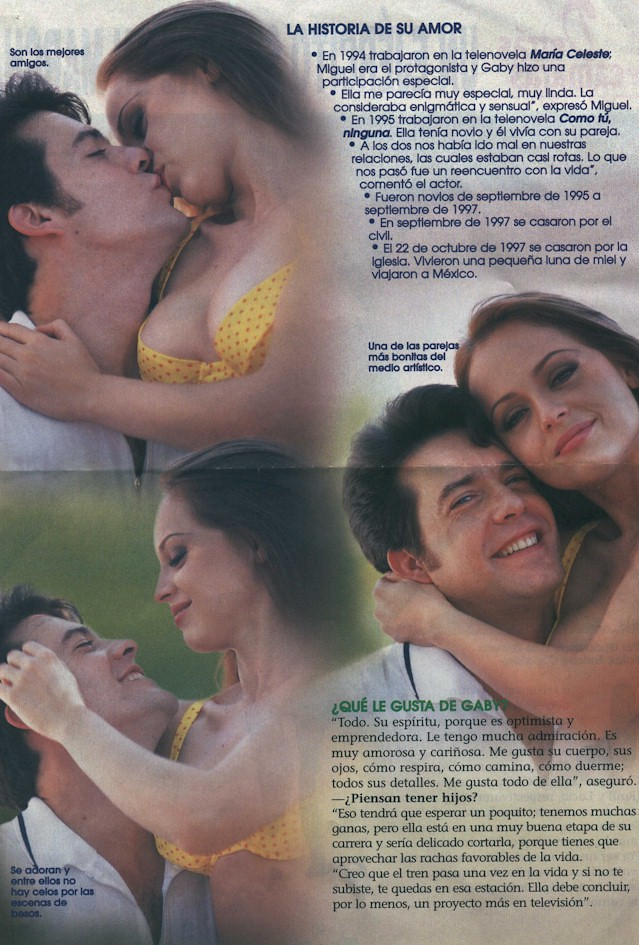 Gaby Spanic e Miguel de Leon | Paulina Apaolada | Flickr