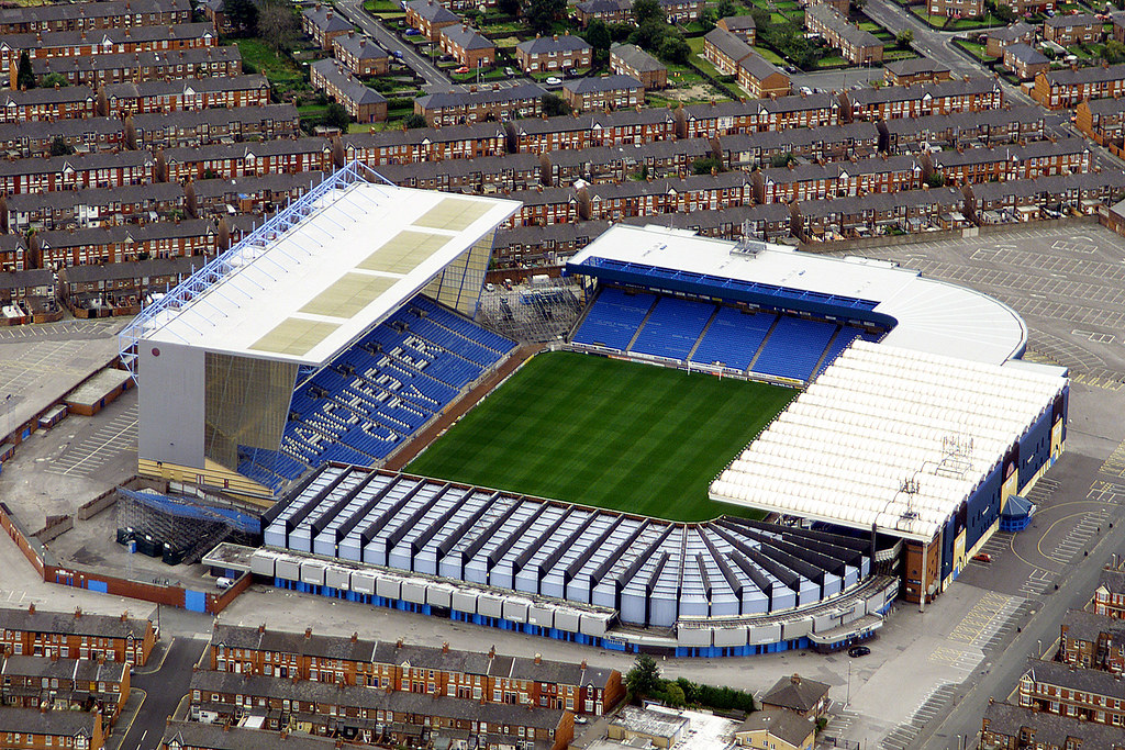 Maine Road in 2002   Manchester City Football Club's ...
