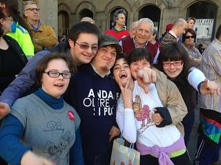 Festa di chiusura - Festival del Volontariato 14/04/2013