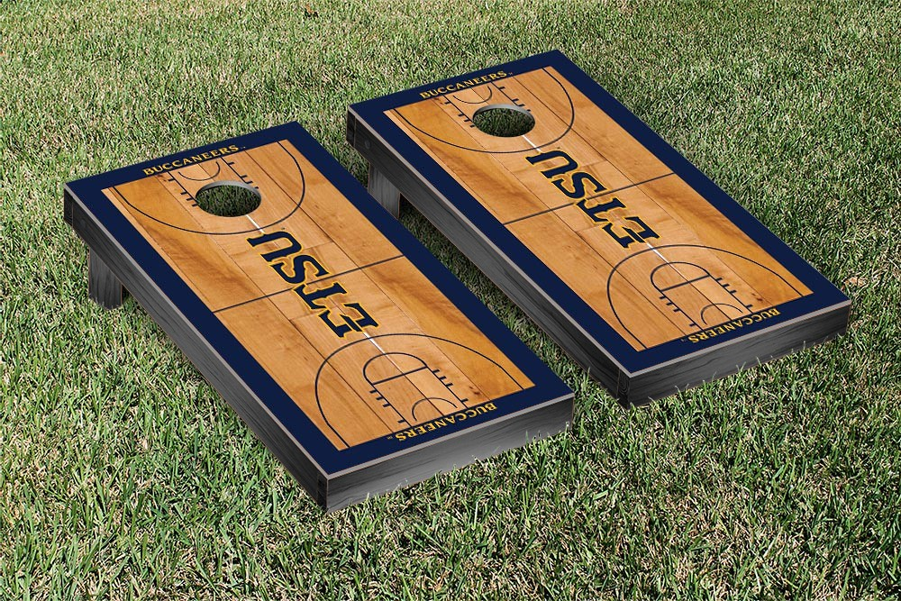 East Tennessee State Buccaneers Basketbal Court Version