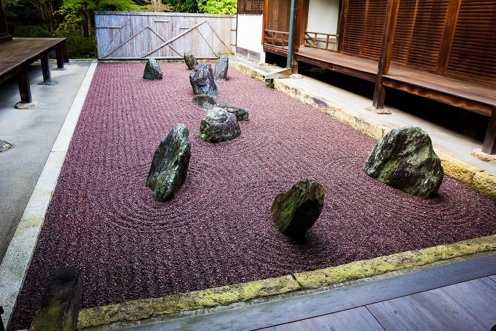 Ryoginan, subtemple of Tofukuji, Kyoto