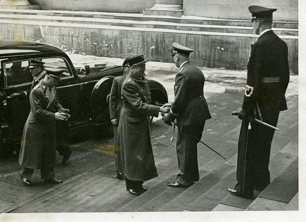 Statsakt in Berlin. 1942/02/12. | RA/RAFA-3309/U 39A/4 /4 ...