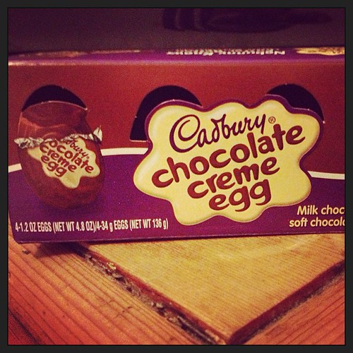 America has taken the creme egg and made it better. You're welcome Britain. | by heidigoseek