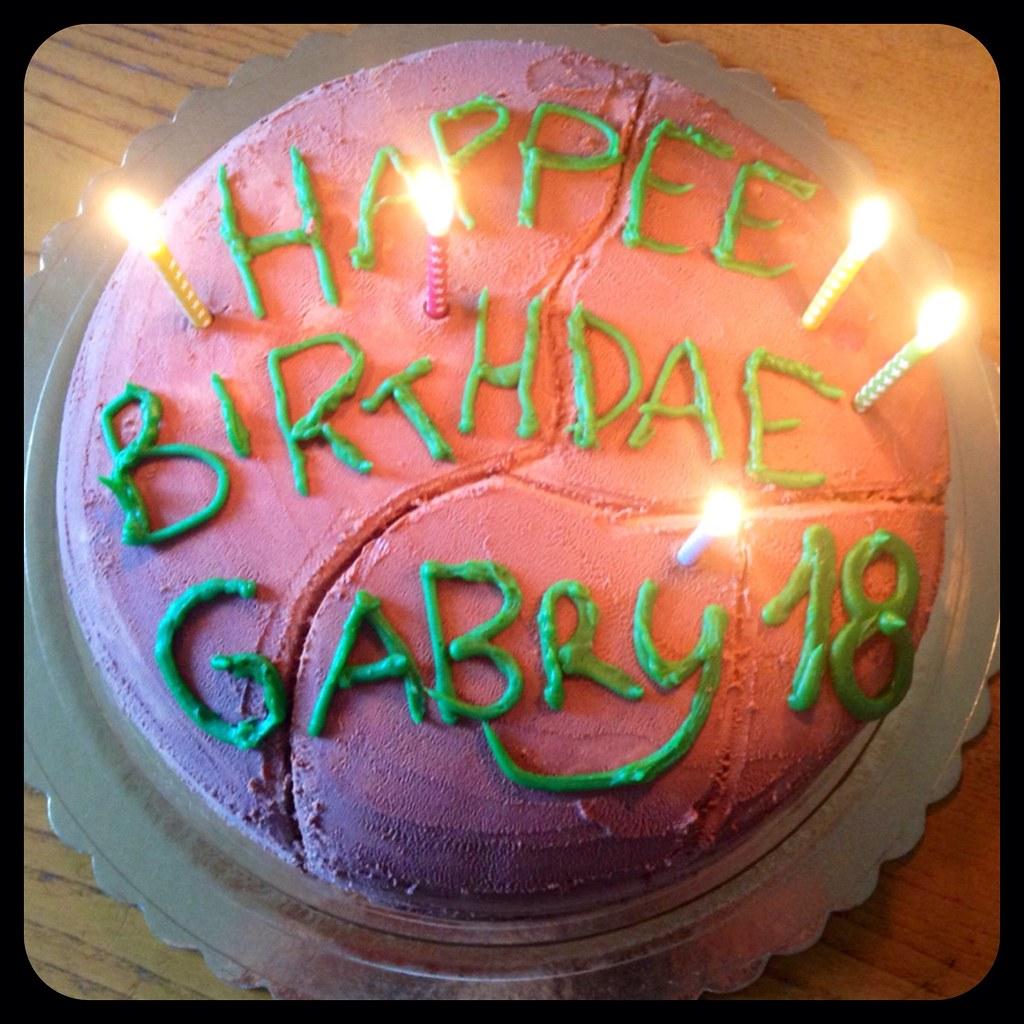 Harry Potter La Torta Di Hagrid Follifette Flickr