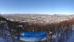 Mill Mountain panorama