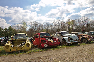 Punch Buggy Broken | by Rich Renomeron