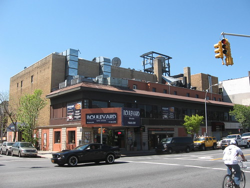 Boulevard Theatre, Jackson Heights | by New York Big Apple Images