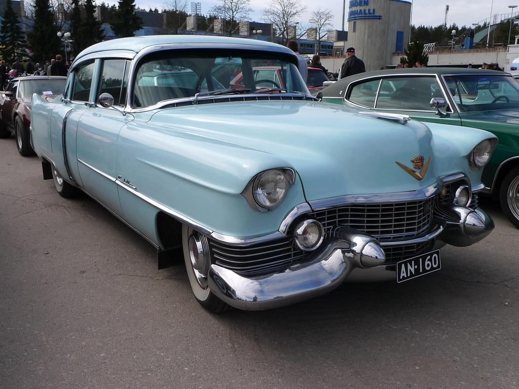 Hurriganes Cadillac