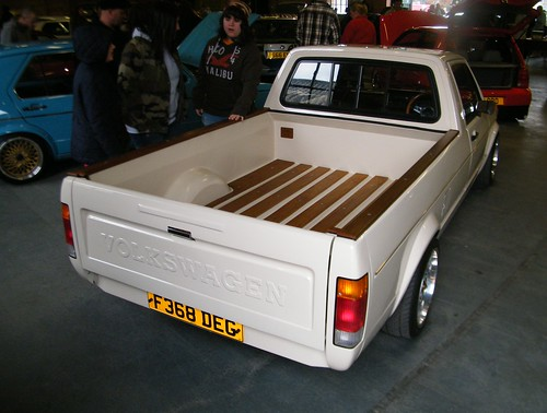 Volkswagen Caddy Pick Up Elsecar Megameet 2013 Flickr