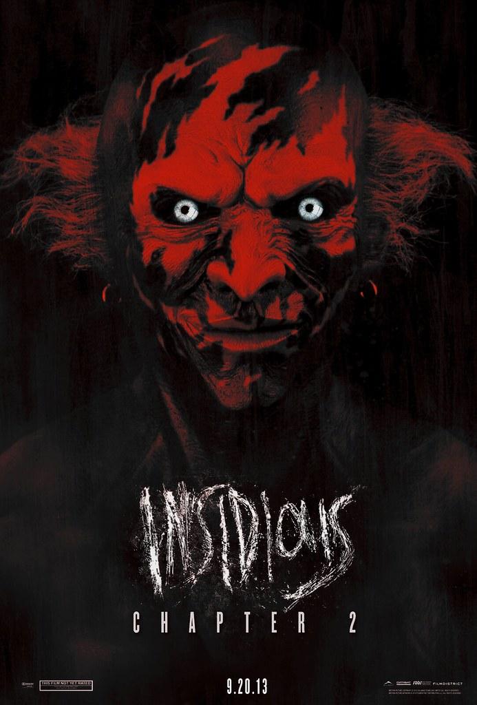 Risultati immagini per insidious 2 poster