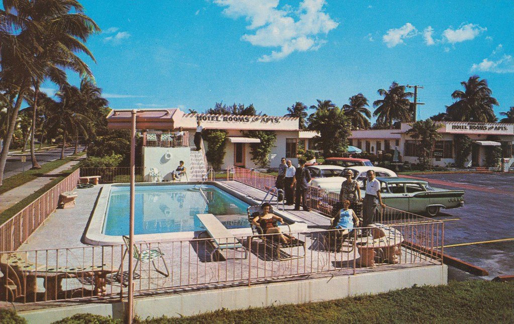 Harris House Motels - Hollywood, Florida
