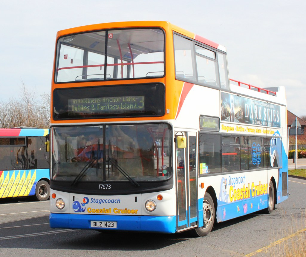 Stagecoach East Midlands Lincolnshire Road Car Co 1767