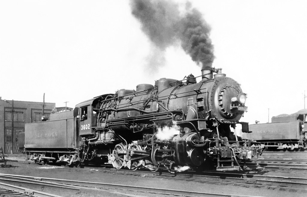 ���nh�Y��&_NewHavenRailroadcoalburningsteamswitcher#3602,bui… Flickr