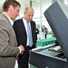 WIPO Director General Visits 3-D Printing Exhibition at WIPO