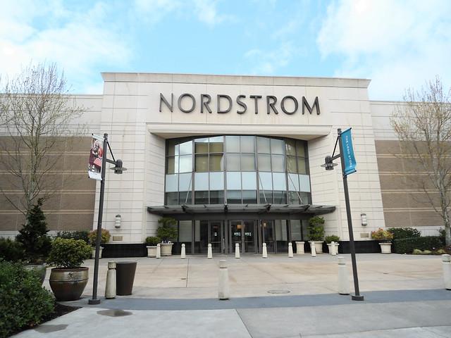 Nordstrom Store at Alderwood Mall Lynnwood WA