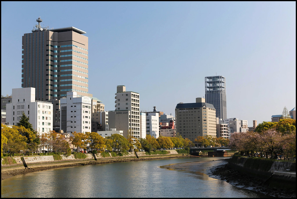 Modern Hiroshima Believe It Or Not A Lot Of People Asked