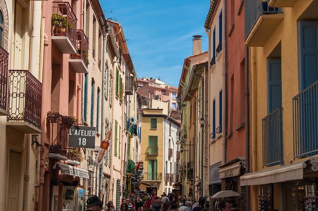 Fa ades color es collioure explore j r me 39 s photos - Office du tourisme collioure ...